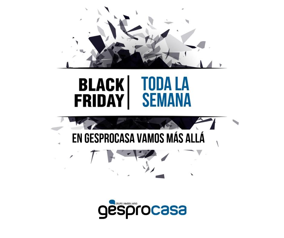 Black Friday inmobiliario