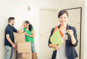 Contar con un agente inmobiliario para comprar tu casa
