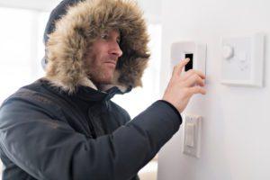 Mantener tu casa caliente sin gastar dinero en calefacción