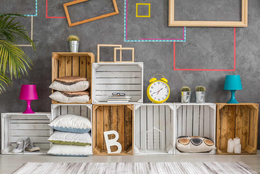 5 trucos para decorar tu casa con objetos reciclados