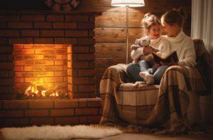 Ideas para decorar tu casa en invierno-guirnaldas